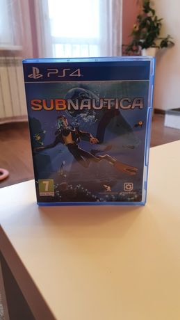 Subnautica PL PS4 - Zamiana