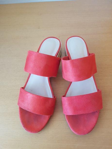 Sandália verão
