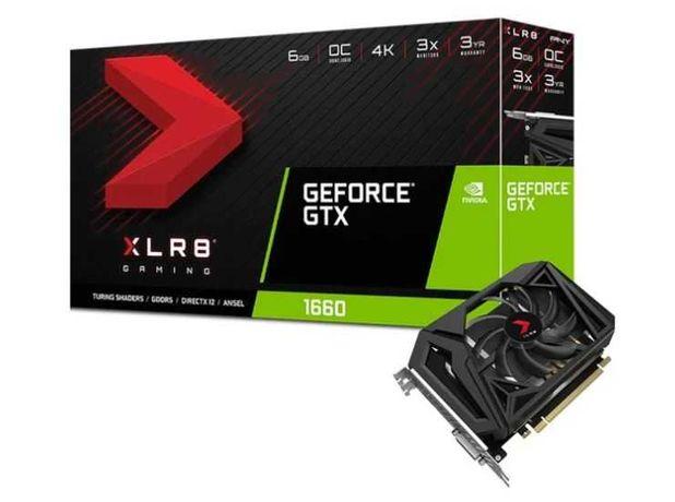 PNY GeForce GTX 1660 XLR8 Gaming OC SF 6GB GDDR5