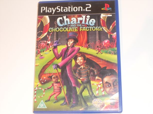 Charelie and the Chocolate Factory Playstation 2