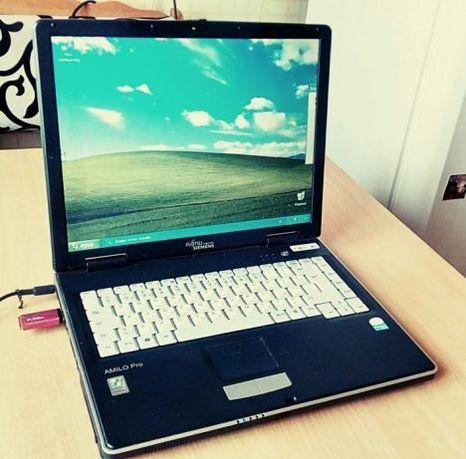Ноутбук Fujitsu Siemens V8010 (запчасти).