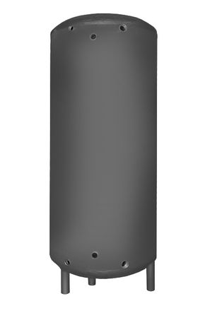 Bojler Podgrzewacz wody użytkowej z węzownicą Pionowy 300L