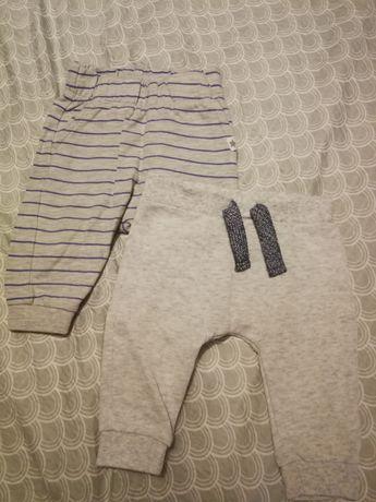 Dresy spodnie niemowlęce