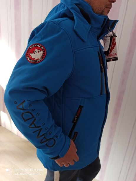 Canada Weather 3 в 1 новая (2 теплые куртки) оригинал