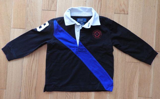 Chłopięca bluzka Polo Ralph Lauren Rozmiar 86