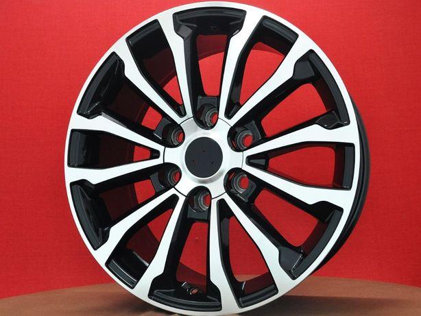 FELGI 4x4 R17 6x139,7 Toyota Hilux Isuzu D-Max Mitsubishi L200