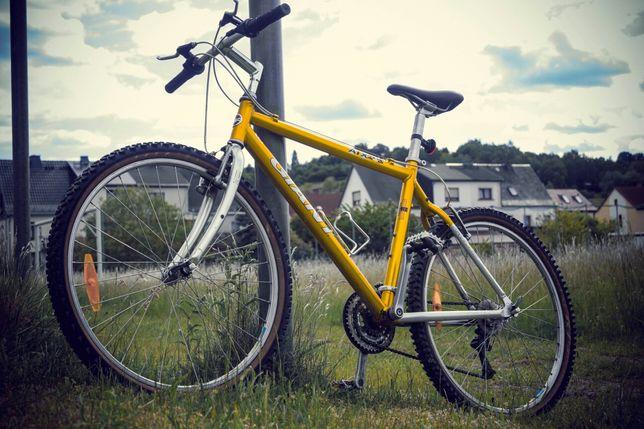 Rower męski górski MTB giant zadbany. Rama aluminium