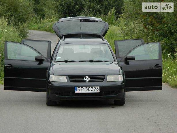 VW Passat B5 розборка