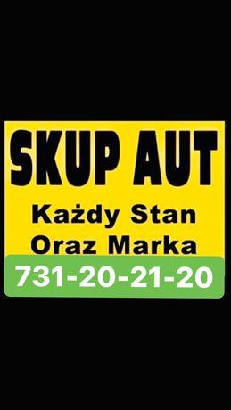 SKUP AUT Skup Samochodów Kasacja Pojazdów Każdy Model Stan i Rocznik