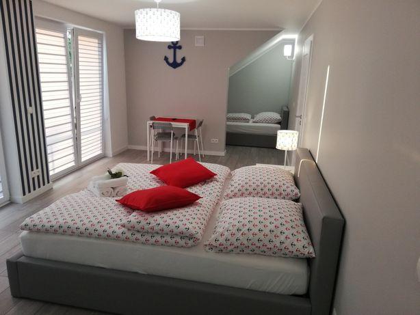 Apartament Lux S5 MARKAS Rewa pokoje
