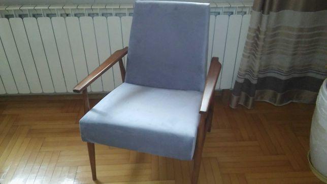 Fotel prl lisek(komplet w cenie 780(również w innym kolorze)