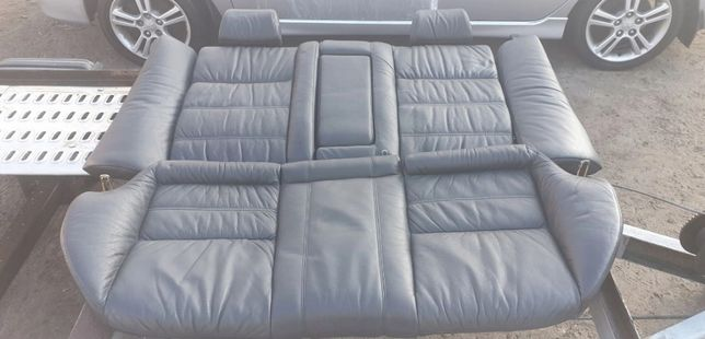 Accord VI tylna kanapa skórzana liftback 5d oparcie siedzisko kanapa