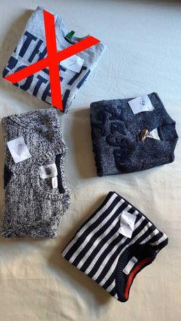 4 Camisola de marca, lindas