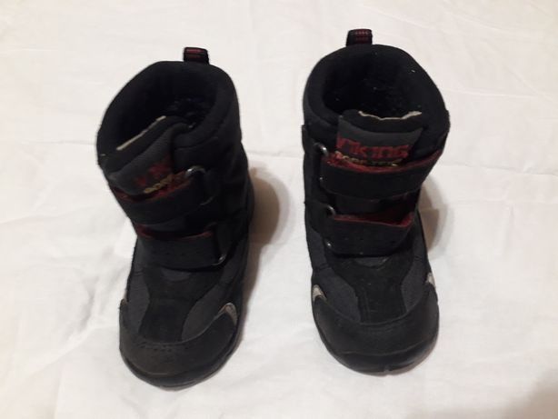 Сапоги термосапоги ботинки gore-tex не промокают viking 21 размер