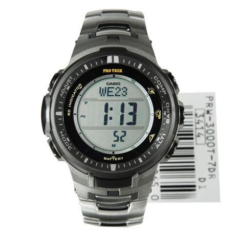 Часы Casio PRW-3000T, PRW-3000B-5, PRW-3100-6, PRG-300-1A2, PRG-270-1