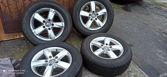 """Felgi aluminiowe VW Touareg Porsche Cayenne 5x130 17"""""""