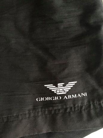 Spodenki Giorgio Armani