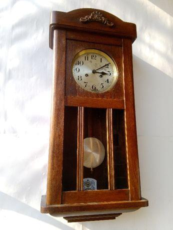 Stary zegar wiszący gabinetowy Imperator