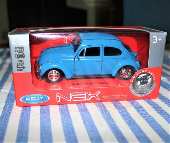 Volkswagen Beetle, Welly NEX