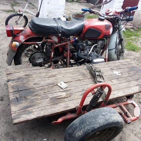 Продам мотоцикл МТ.. торг.. обмен ваши предложения