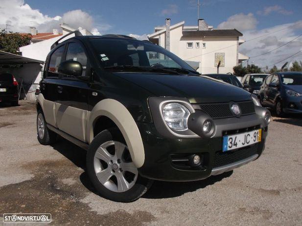 Fiat Panda 1.3 16V M-jet 4x4 Cross 280