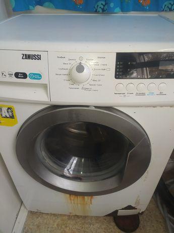 Zanussi стиральная машинка
