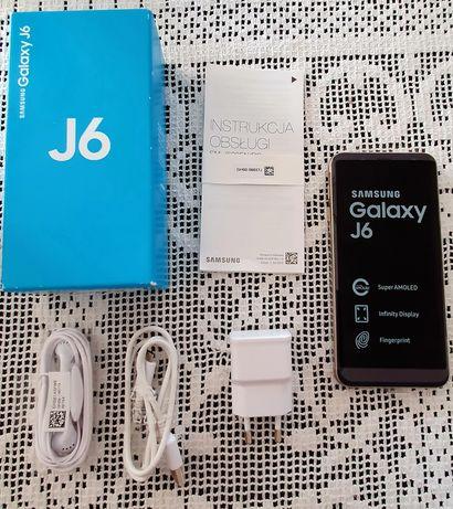 Samsung J6 stan bardzo dobry.