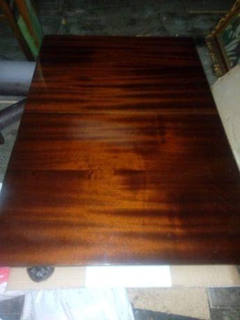 Stół drewniany PRL