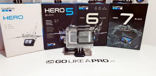 Caixa Estanque Hero 5 6 7 e Hero 2018 - Novo - Portes Gratis