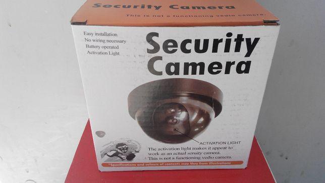 Камера ,слежения ,наблюдения,муляж,обманка,купольная,новая.