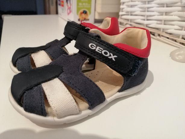 Sandały Geox B Ethan