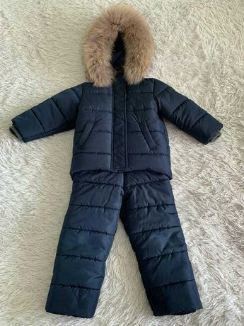 Комбинезон зимний детский