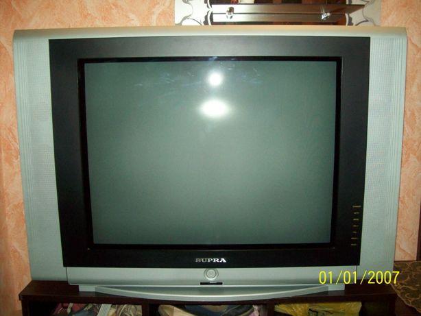 """Телевизор Supra 29"""" S-29SL10. Плоский экран отличное состояние!"""