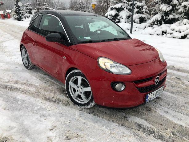 Opel Adam mały przebieg
