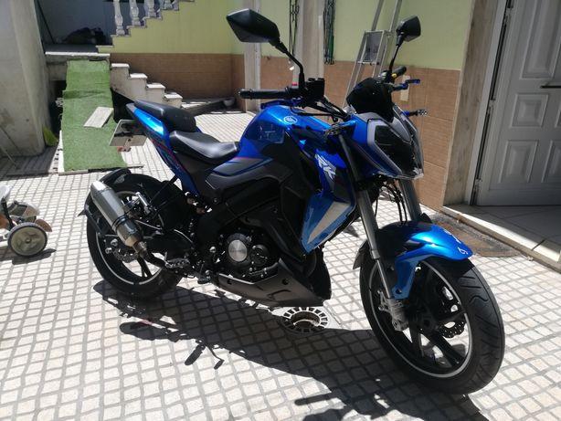 Keeway rkf 125cc 2020 c garantia
