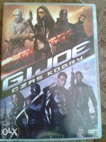 Film DVD G.I.JOE - czas kobry