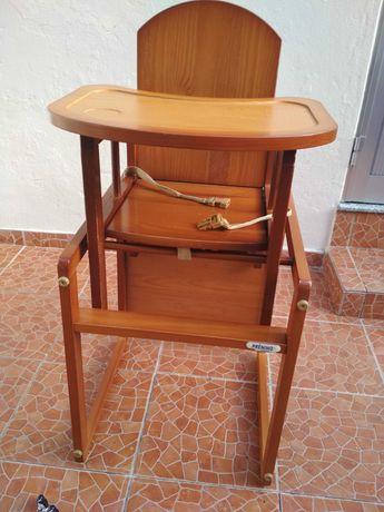 Cadeira papa