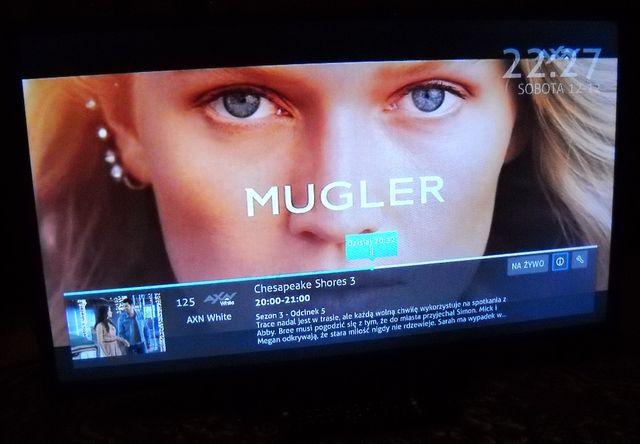 """TV LED 32 cale z DVB-T """"TCL"""" z pilotem model L32S3603"""