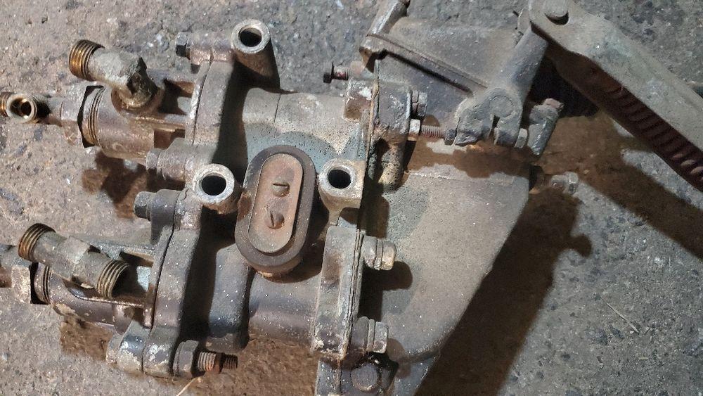 Тормозной кран  ЗИЛ 131 Милая - изображение 1