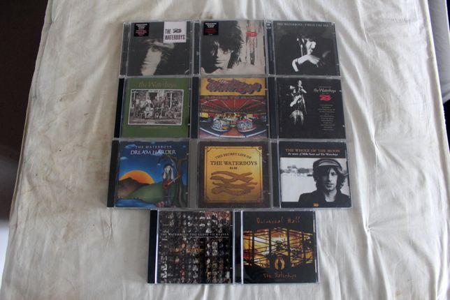 The Waterboys (discografia: 1983 até 2003)