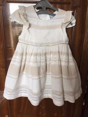 Плаття для дівчаток .12 місяців