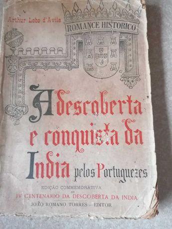 A Descoberta e Conquista da Índia pelos Portugueses