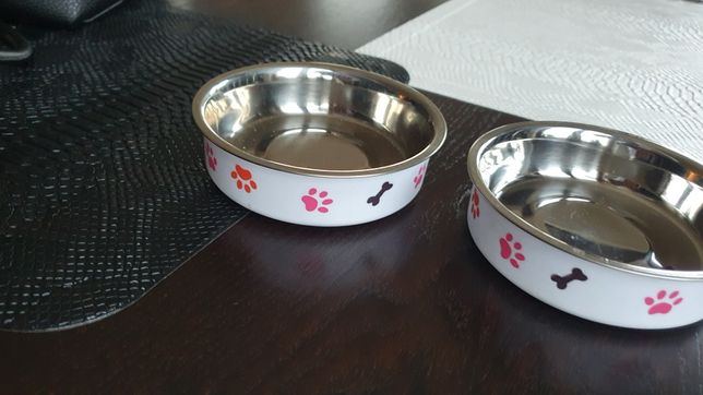 Miski dla psa małe