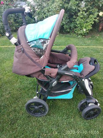 Продам детскую коляску -трансформер Jane nomad,2 в 1, в отл. состоянии