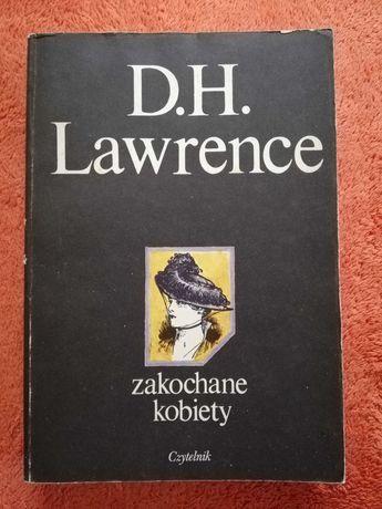 Książka Zakochane kobiety D. H. Lawrence