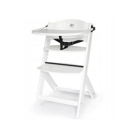 Krzesełko do karmienia KINDERKRAFT ENOCK 3w1 Białe Dostawa od 0zł