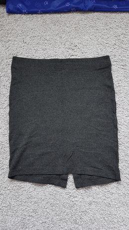 Spódnica materiałowa szara Esprit M 38