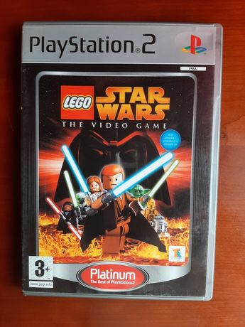 LEGO Star Wars The video game playstation 2