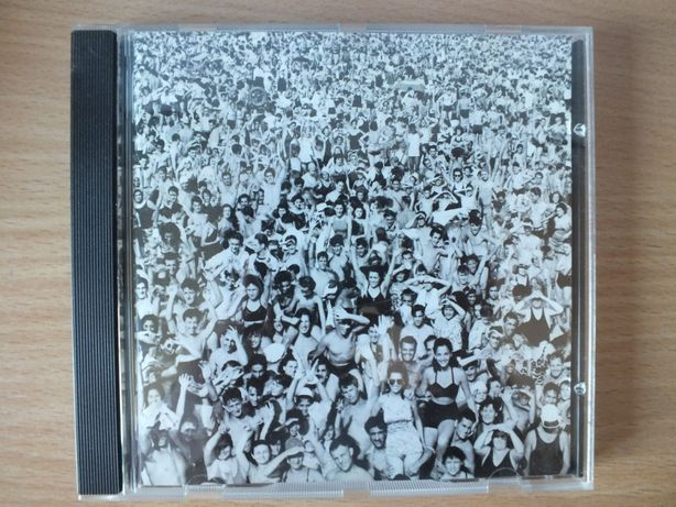 cd Geroge Michael-Listen without Prejudice Epic