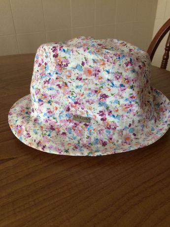 Шляпа в цветочек